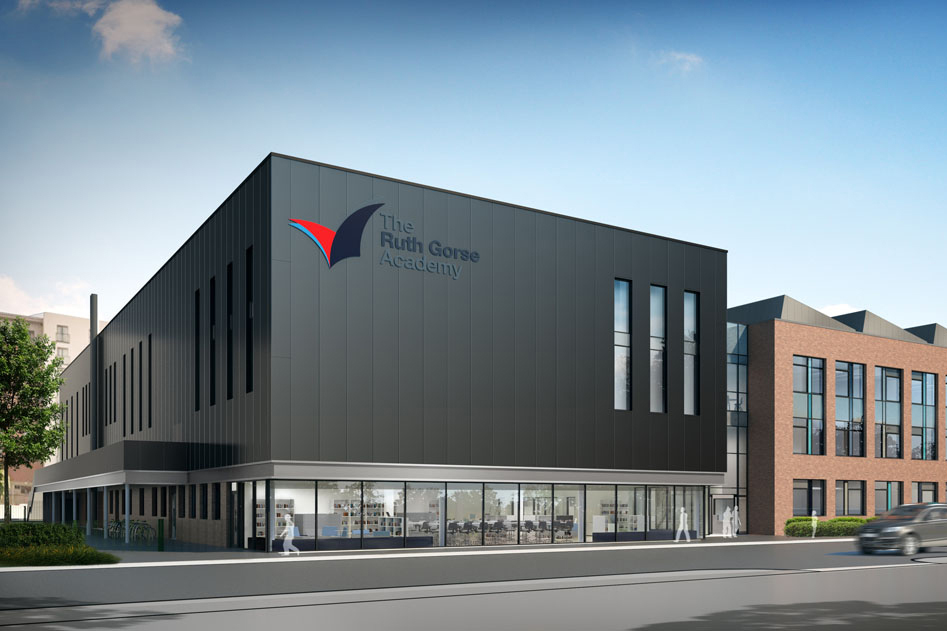 Halfmerke Primary School New Build