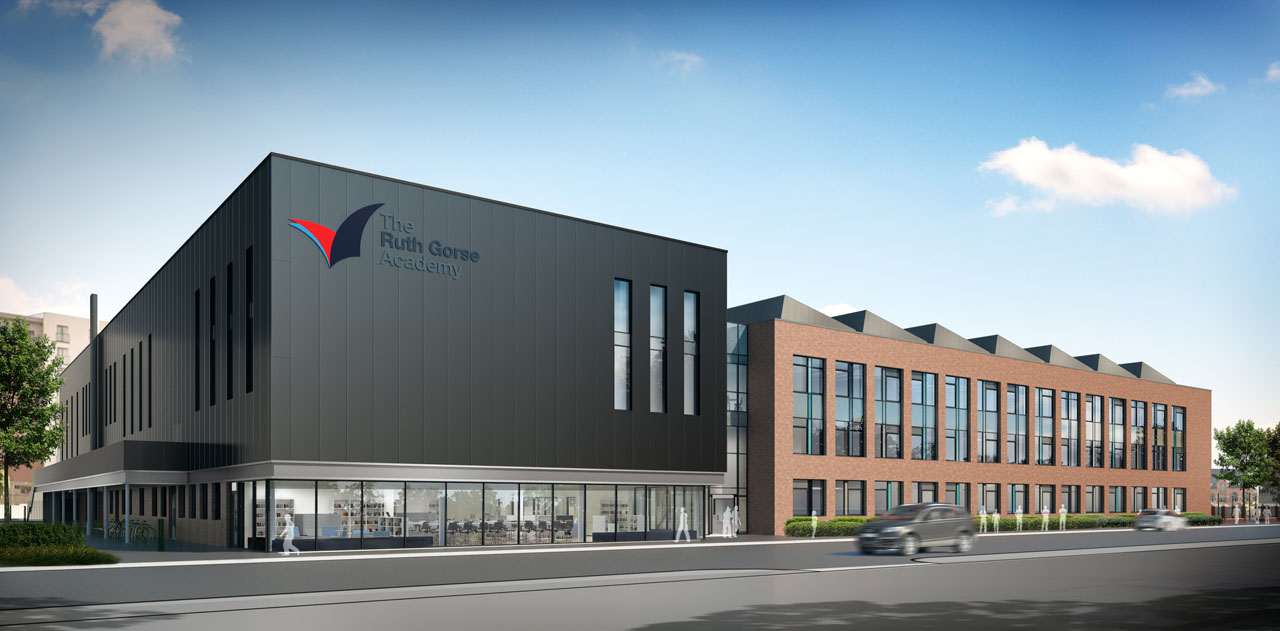 Permanent School Designs The Ruth Gorse Academy