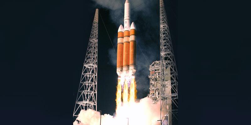 Delta III Heavy Rocket
